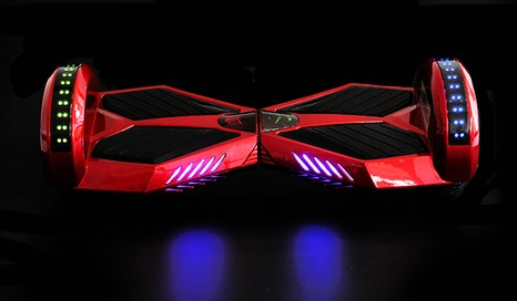 出行新体验——阿尔郎X6智能电动平衡车